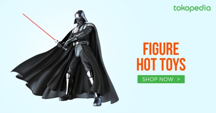 jual figure hot toys