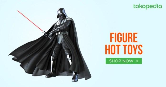 jual figure hot toys