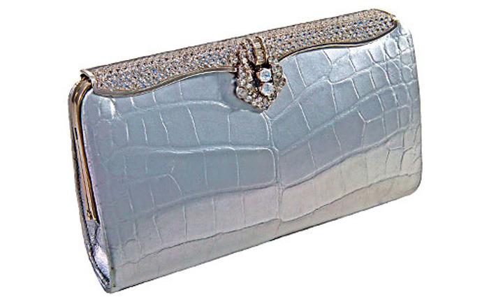 tas termahal di dunia - Lana Mark Cleopatra Clutch