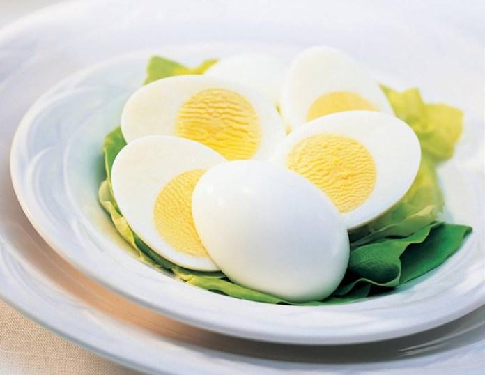 makanan yang mengenyangkan lebih lama untuk sahur saat puasa - telur