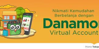 metode pembayaran dengan bank danamon virtual account