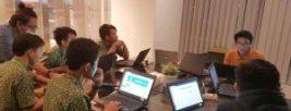 Karyawan Tokopedia Gunakan 1% Waktu Kerja untuk Aksi Sosial