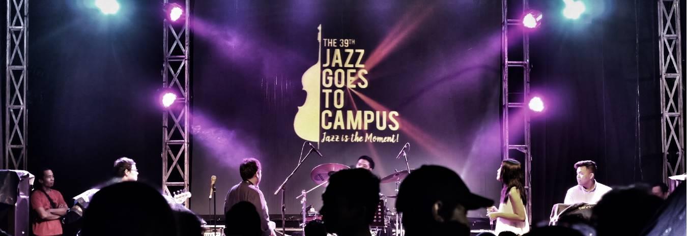 Acara Jazz Goes To CaMPUS