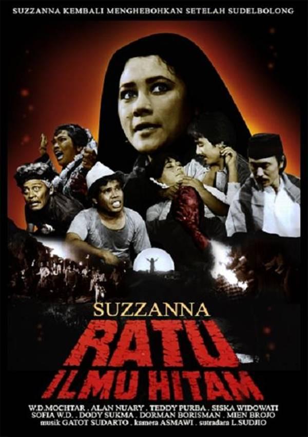 Film Horror Indonesia - Ratu Ilmu Hitam
