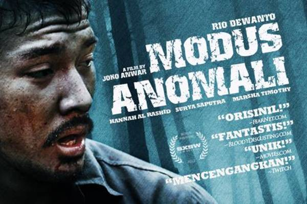 Film Horror Indonesia - Modus Anomali