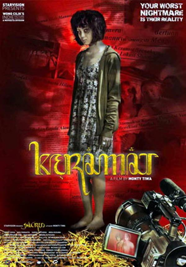 Film Horror Indonesia - Keramat