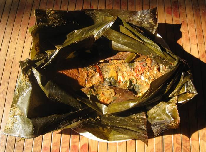 kuliner bali - berengkes