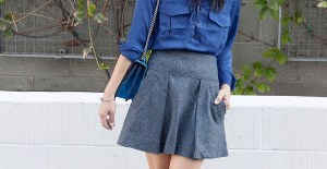 Mix and Match Rok Mini untuk Tampil Chic & Fashionable