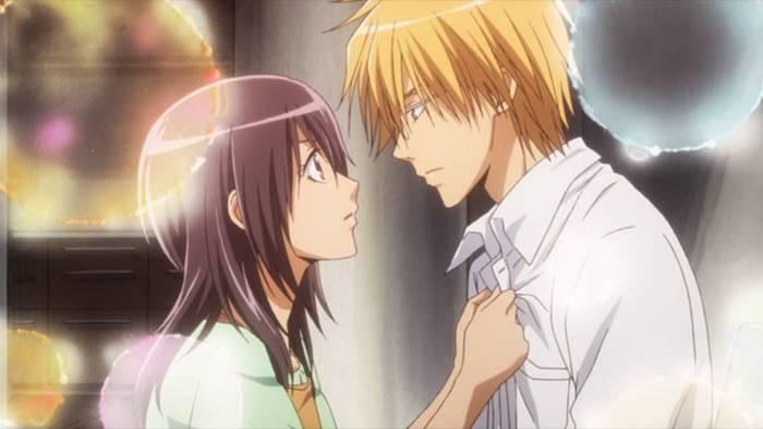 10 anime romance terbaik
