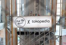Pop Up Market X Tokopedia