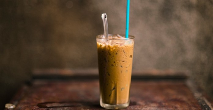 Cara Membuat Thai Tea / Resep Thai Tea