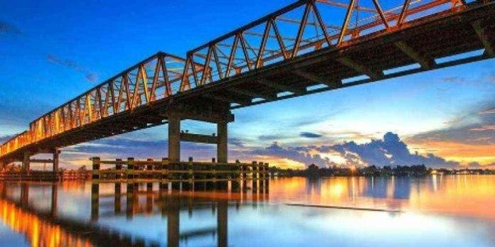 Wisata Jembatan Kapuas Pontianak