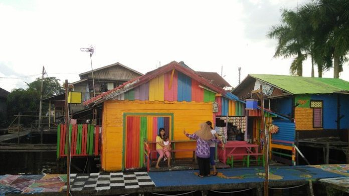 Kampung wisata di Pontianak