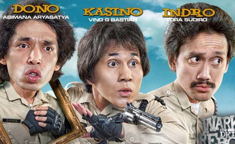 22 Film Komedi Indonesia Terbaik, Terlucu & Terbaru