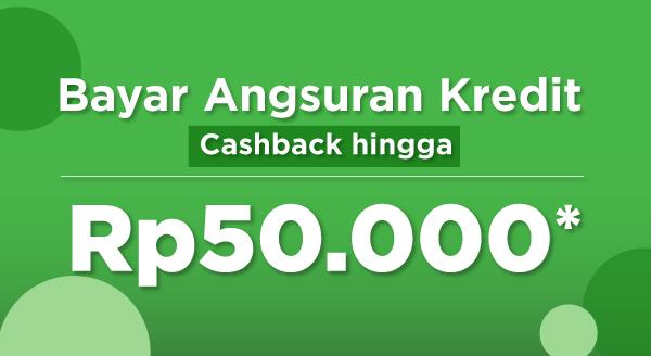 Cashback Tiap Bayar Cicilan di Tokopedia!