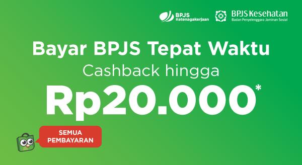 Jangan Lupa Bayar Tagihan BPJS, Ada Cashback Menanti!