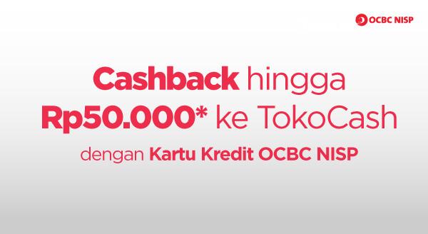 Gunakan Kartu Kredit OCBC NISP dan nikmatic cashback khusus di bulan Ramadan!
