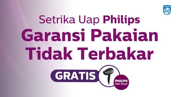 Promo Diskon Philips, Hanya di Tokopedia