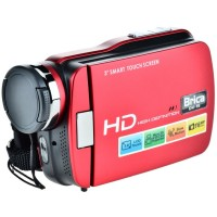 Handycam Brica DV 15 HD - Max. 16 MP - Merah