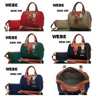 Tas Webe Candis 358 Blink Set Semi Original (Kode : WEB13H)