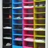 lemari rak gantung, rack storage bag holder untuk baju tas handuk bra