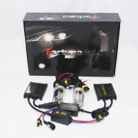 Lampu Mobil HID Fortuna Black Series Single Bulb AC HB3 6000K
