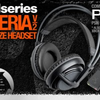 Headset SteelSeries Siberia Full-Size Headset V2 Cross Platform PS3