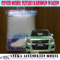 Cover Mobil / body cover / mantel sarung mobil Suzuki Karimun Wagon R