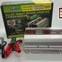 Inverter Power Smart 500W SUOER (Cas HP, lampu, kipas angin, laptop)