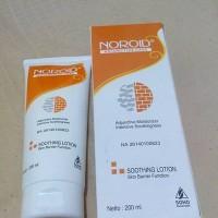 NOROID LOTION 200ml :pelembab kulit kering&mnjaga elastisitas kulit