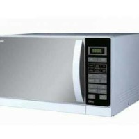 SHARP Microwave Oven [R-728(S)-IN] Silver
