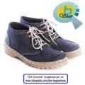 Sepatu Boot Denim Wanita [ PGI-194 ]