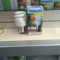 Lampu Philips Tornado 5W Kuning (Warm White)