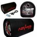 SPEAKER ADVANCE T-101 KF Aktif Karaoke Radio FM Portable Tabung Suara