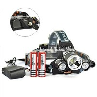 Headlamp / Senter Kepala Boruit LED Cree L2 6000 LM