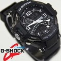 Jam Tangan G-shock GA-1000 Black Gold