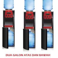 Sanken Dispenser HWDZ88 Dua Galon, Atas dan Bawah