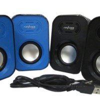Speaker Aktif USB advance duo 026