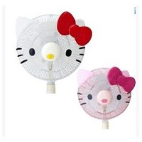Cover / pelindung / jaring kipas angin hk - hello kitty