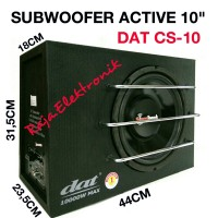 SUBWOOFER ACTIVE 10
