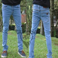 CELANA JEANS SLIM FIT PSD PETER SAYS DENIM BIOBLITZ KEREN