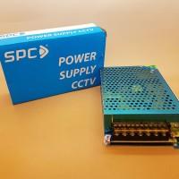 (garansi 1 tahun) SPC Adaptor jaring 12v 5A / power supply cctv 12v