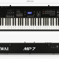 Piano Digital Kawai MP7