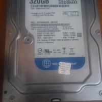 Hardisk Sata 320Gb PC Merk WDC, Samsung, Seagate, Maxtor dan Hitachi
