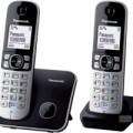 PANASONIC CORDLESS PHONE KX-TG6812