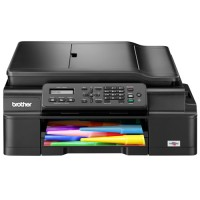 Brother MFC J200 Printer ALL IN ONE Colour Print / SCAN / COPY / FAX.