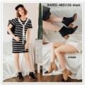 Sepatu Ankle Heels Boots Heel Boot Cewek Wanita Korea Import Shoes
