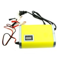 Pengisi Accu/Aki Motor/Mobil (Motorcrycle Car Battery Charger 6A/12V )