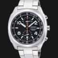 jam tangan pria Seiko Chronograph SNN209p1 ( edifice fossil bonia ac )