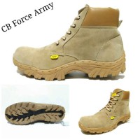 SEPATU COUNTRY BOOTS FORCE ARMY